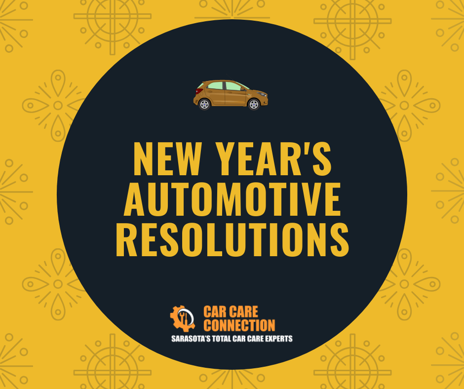 New Year's Automotive Resolutions