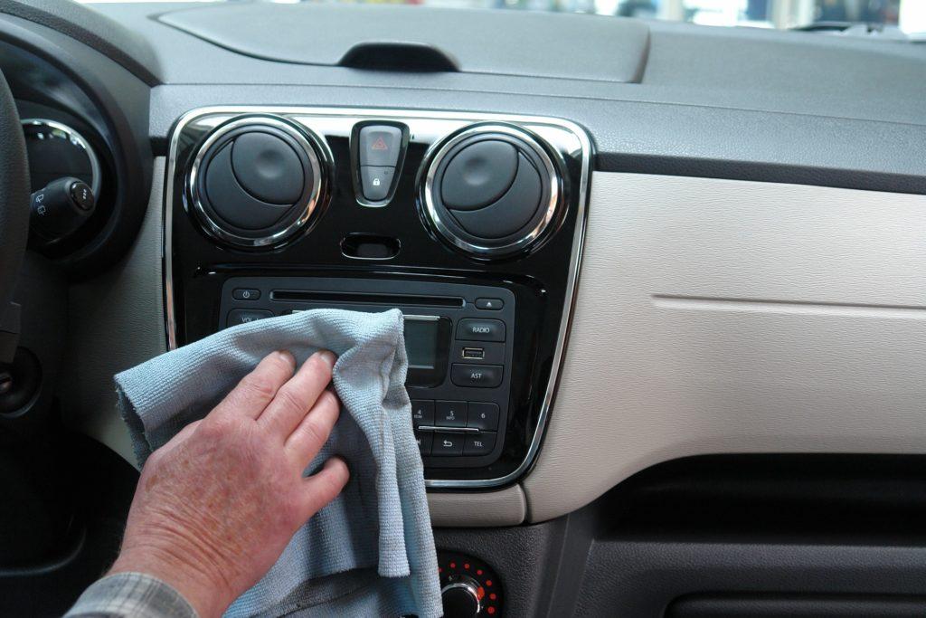 Sanitize Vehicle Sarasota