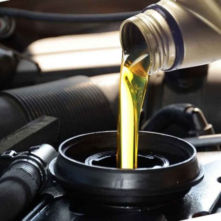 Oil Change in Sarasota