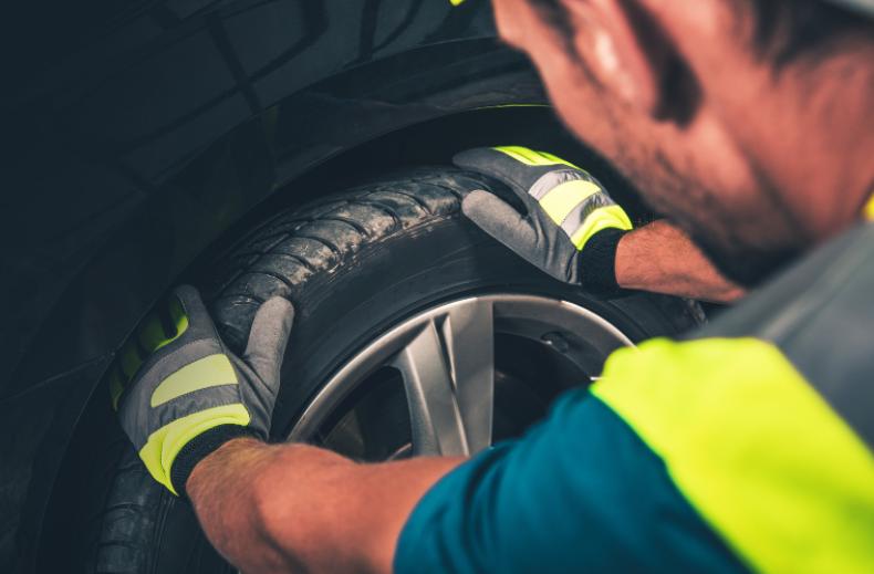 Tire Rotation in Sarasota